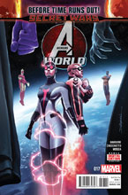 Image: Avengers World #17 - Marvel Comics