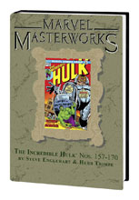 Image: Marvel Masterworks Vol. 218: The Incredible Hulk Nos. 157-170 HC  - Marvel Comics