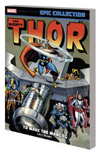 Image: Thor Epic Collection: To Wake the Mangog SC  - Marvel Comics