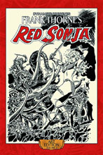 Image: Frank Thorne Red Sonja Art Edition Vol. 03 Signed HC  - Dynamite