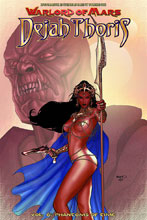 Image: Warlord of Mars: Dejah Thoris Vol. 06: Phantoms of Time SC  - Dynamite