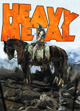 Image: Heavy Metal #273 - Heavy Metal Magazine