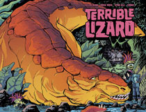Image: Terrible Lizard Vol. 01 SC  - Oni Press Inc.