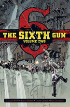 Image: Sixth Gun Vol. 02 HC  (deluxe edition) - Oni Press Inc.