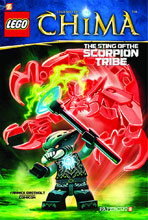 Image: Lego Legends of Chima Vol. 04: The Power of Fire Chi SC  - Papercutz