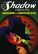 Image: Shadow #92: Murder House & Death in the Crystal SC  - Sanctum Productions