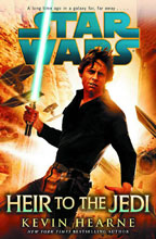 Image: Star Wars: Heir to the Jedi HC  - Lucasbooks