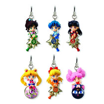 Image: Sailor Moon Twinkle Dolly Mascots 10-Piece Display  -