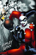 Image: DC Heroes Poster: Harley Quinn  -