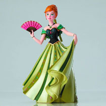 Image: Disney Showcase Couture De Force Figure: Frozen - Anna  -