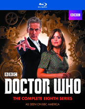 Image: Doctor Who: The Complete Eighth Series Blu-ray  -