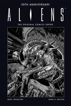 Image: Aliens: The Original Comics Series 30th Anniversary: HC  - Dark Horse Comics