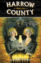 Image: Harrow County Vol. 02: Twice Told SC  - Dark Horse Comics