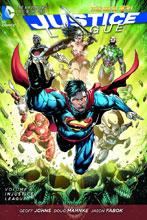 Image: Justice League Vol. 06: Injustice League SC  - DC Comics