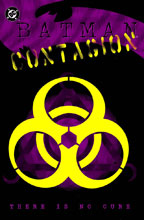 Image: Batman: Contagion SC  - DC Comics