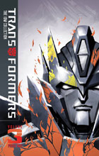 Image: Transformers: IDW Collection Phase Two, Vol. 03 HC  - IDW Publishing