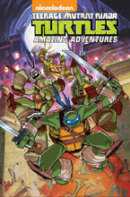 Image: Teenage Mutant Ninja Turtles: Amazing Adventures Vol. 01 SC  - IDW Publishing
