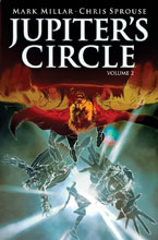 Image: Jupiter's Circle Vol. 2 #4 (cover A - Sienkiewicz) - Image Comics