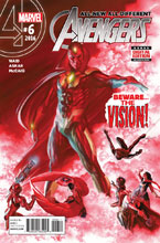 Image: All-New, All-Different Avengers #6 - Marvel Comics
