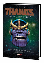 Image: Thanos: The Infinity Finale HC  - Marvel Comics
