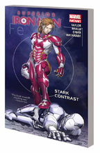 Image: Superior Iron Man Vol. 02: Stark Contrast SC  - Marvel Comics