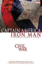 Image: Civil War: Captain America / Iron Man SC  - Marvel Comics