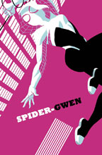 Image: Spider-Gwen #5 by Cho Poster  - Marvel Comics