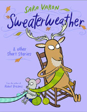 Image: Sweaterweather & Other Short Stories HC  - First Second (:01)