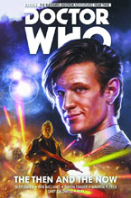Image: Doctor Who: The 11th Doctor Vol. 04: The Then and the Now HC  - Titan Comics