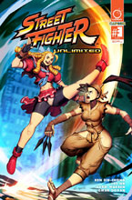 Image: Street Fighter Unlimited #3 [cover A - Genzoman] - Udon Entertainment Inc