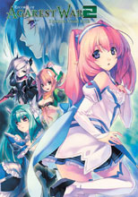 Image: Record of Agarest War 2: Heroines Visual Book SC  - Udon Entertainment Inc
