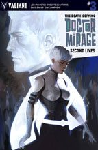 Image: Death-Defying Doctor Mirage: Second Lives #3 (cover A - Djurdjevic) - Valiant Entertainment LLC