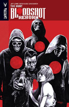 Image: Bloodshot Reborn Vol. 02: The Hunt SC  - Valiant Entertainment LLC