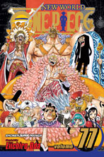 Image: One Piece Vol. 77: New World Part 17 SC  - Viz Media LLC
