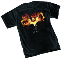 Image: Dark Knight III T-Shirt: On Target by Miller  (XL) -