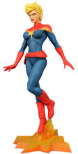 Image: Marvel Gallery PVC Figure: Captain Marvel  -