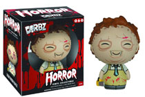 Image: Dorbz Horror Vinyl Figure: Leatherface  -