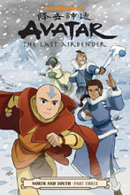Image: Avatar: The Last Airbender Vol. 15: North and South Part 3 SC  - Dark Horse Comics