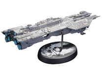 Image: Halo Ship Replica: UNSC Spirit of Fire  - Dark Horse Comics
