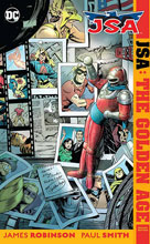 Image: JSA: The Golden Age Deluxe Edition HC  - DC Comics