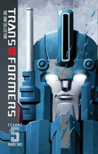 Image: Transformers: The IDW Collection Phase 2 Vol. 05 HC  - IDW Publishing