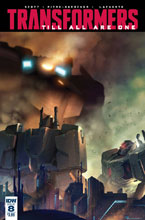 Image: Transformers: Till All Are One #8  [2017] - IDW Publishing