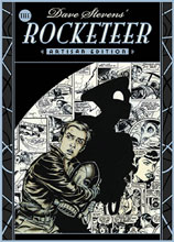 Image: Dave Stevens' The Rocketeer Artisan Edition SC  - IDW Publishing