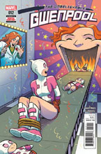Image: Unbelievable Gwenpool #12 - Marvel Comics