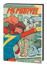 Image: Ms. Marvel Vol. 03 HC  - Marvel Comics