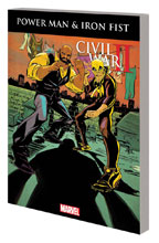 Image: Power Man and Iron Fist Vol. 02: Civil War II SC  - Marvel Comics