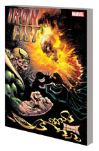 Image: Iron Fist: The Book of Changes SC  - Marvel Comics