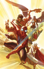 Image: Avengers #4 by Alex Ross Poster  - Marvel Comics