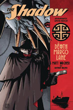 Image: Shadow: The Death of Margo Lane HC  (Previews Exclusive cover) - Dynamite
