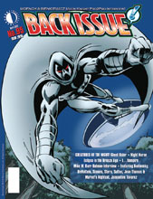 Image: Back Issue #95 - Twomorrows Publishing